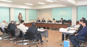 市都市計画審議会が開かれ、「都市計画マスタープラン」が原案通り承認された。
