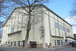 市が市民センターと市武道館の機能を統合させた新しい社会体育施設の整備を計画。安藤和明議員が質問。