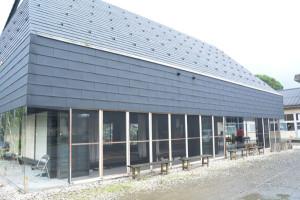 市里山交流センター内の幸喜山荘が7月10日から8月10日まで、無料開放されることになり、利用希望者を受け付けている。
