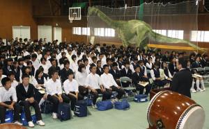 綾高学校公開