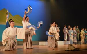 吟詠・剣詩舞道祭