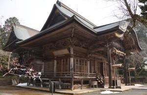 高津八幡宮