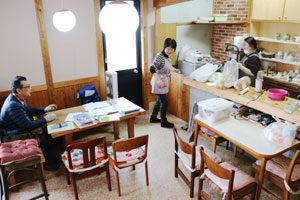 子どもの居場所「心音」 開設から1年