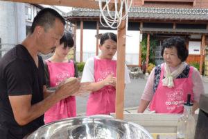京都生協職員ボランティア「海の虹プロジェクト」
