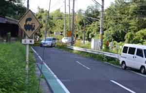 野田町から綾部市街地の南側を横断し、大島町までを結ぶ「綾部環状道路(仮称)」の整備構想が持ち上がっている。