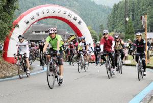里山サイクリング in 綾部
