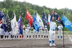 日本少年野球綾部大会