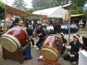 熊野新宮神社 水無月大祭