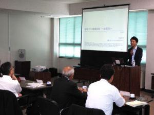 地域版の「人間ドック」ともいえる日本政策投資銀行の「地域づくり健康診断」の結果が、11日に市役所で開かれた平成30年度市創生有識者会議の席上、発表された。同銀行のノウハウを生かして人口動態や産業構造などの各種データを総合的に分析して地方創生を目指すもので、綾部が〝受診〟するのは8年前に続いて2回目。