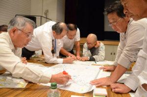 地域防災リーダーが研修会