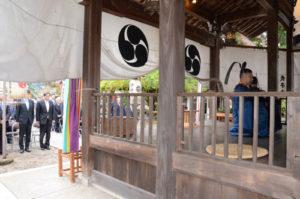 養蚕神社100年大祭