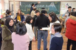 北近畿みらいの留学生ツアー